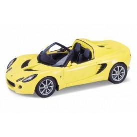 Welly -  Lotus Elise 111s 1:34 žlutý