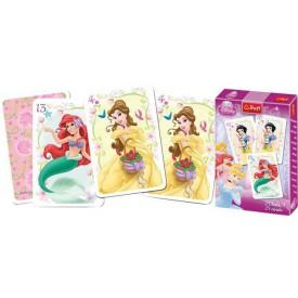 Hrací karty - Černý Petr - Disney - Princezny