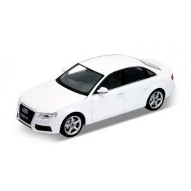 Welly - 2008 - Audi A4 1:24 bílá