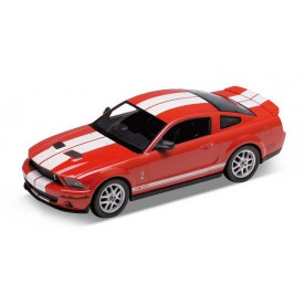 Welly - 2007 Shelby Cobra GT500 1:24 červený