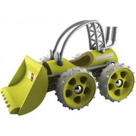 HAPE dřevěné hračky - E-buldozer