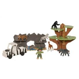 Dobrodružné zvířecí safari - SLEVA