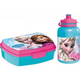 Frozen - Ledové království - láhev a krabička na potraviny
