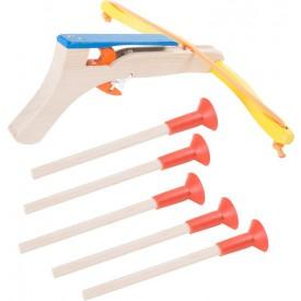 Dřevěné hračky pro kluky - Malá kuše
