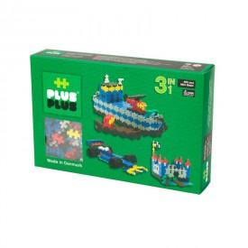 Plus-Plus Stavebnice Mini Basic 480 3V1