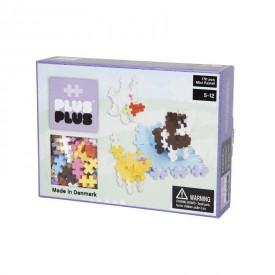 Plus-Plus Stavebnice Mini Pastel 170 Zvířátka
