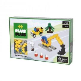 Plus-Plus Stavebnice Mini Basic 360 Stavební stroje