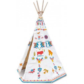 Vilac dětské indiánské Teepee Nathalie Lété - Týpí