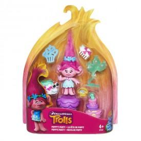 Hasbro Trolls tématické balení Poppy párty