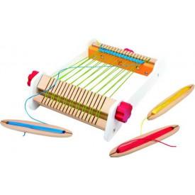 HAPE dřevěné hračky - dřevěný tkalcovský stav