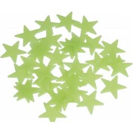 Svítící hvězdičky 102ks