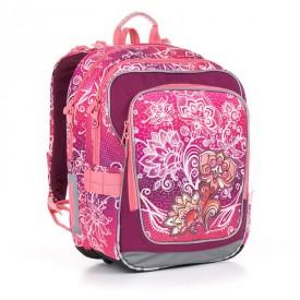 Školní batoh Pink CHI 863