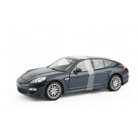 Welly - Porsche Panamera 1:34 modrá