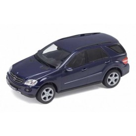 Welly - Mercedes -Benz ML350 1:24 modrý
