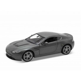 Welly - Aston Martin V12 Vantage 1:24 šedý