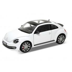 Welly - Volkswagen the Beetle 1:24 bílý