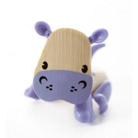 HAPE dřevěné zvířátka- Hroch