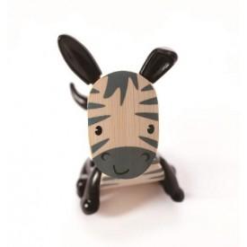 HAPE dřevěné zvířátka- Zebra