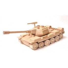 CEEDA CAVITY Dřevěný ruský tank