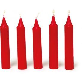 Svíčky červené 36 ks