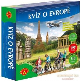 Kvíz o Evropě