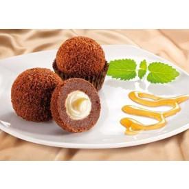 Medové kuličky Marlenka s kakaem