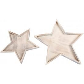Dekorace hvězdy set 2