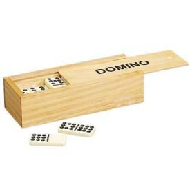 Dřevěná hra Domino