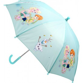 Deštník Ledové království-  Frozen Anna a Elsa
