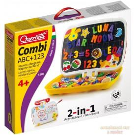 Quercetti Combi ABC+123
