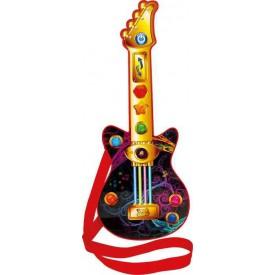 Kytara se zvuky