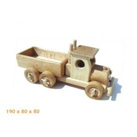 Ceeda Cavity - dřevěné nákladní auto