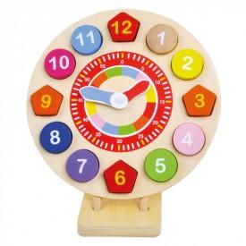 Bino - Dřevěné hodiny