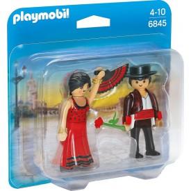 PLAYMOBIL 6845 Duo Pack Tanečníci flamenca