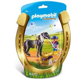 PLAYMOBIL 6970 Zdobení poníků Hvězdička
