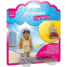 PLAYMOBIL 6882 Fashion Girl  Summer