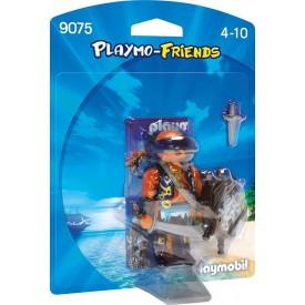 PLAYMOBIL 9075 Pirát