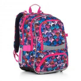 TOPGAL Školní batoh Blue CHI 867