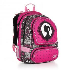 TOPGAL Školní batoh Pink CHI 875