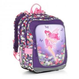 TOPGAL Školní batoh Violet CHI 879
