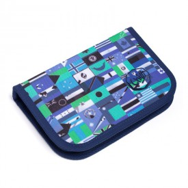 TOPGAL Školní pouzdro Blue CHI 920