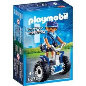 PLAYMOBIL 6877 Policejní Segway vozítko