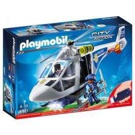 PLAYMOBIL 6921 Policejní helikoptéra