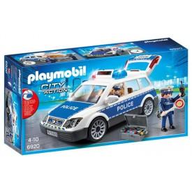 PLAYMOBIL 6920 Policejní auto s majákem