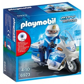 PLAYMOBIL 6923 Motohlídka s majákem