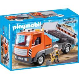 PLAYMOBIL 6861 Stavební nákladní auto