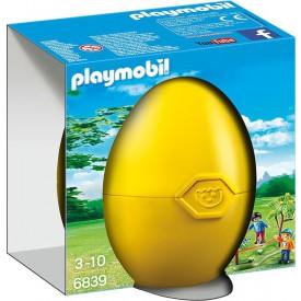 PLAYMOBIL 6839 Děti chodí po laně vajíčko