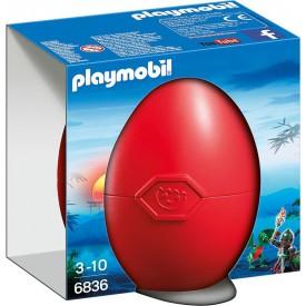 PLAYMOBIL 6836 Rytíř s drakem vajíčko