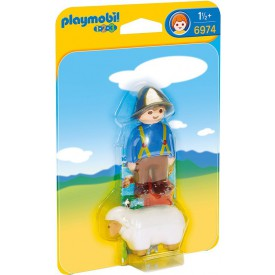 PLAYMOBIL 6974 Pastýř a ovečka