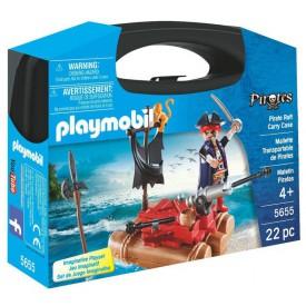 PLAYMOBIL 5655 Přenosný kufřík pirát